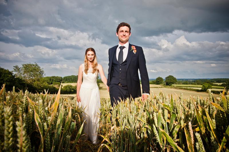 Charlie&James Homespun wedding in Warwickshire